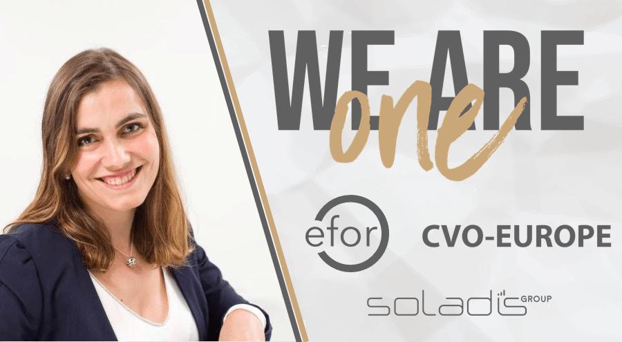 Interview de Charlotte Benoit, responsable du département développement clinique d'EFOR-CVO